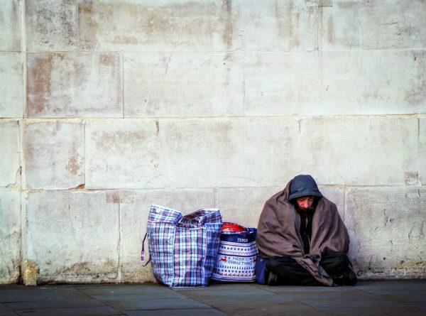 В России объявлен День бездомного человека